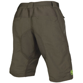 Endura Hummvee II Shorts Men khaki